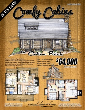 Comfy cabin kits for Comfy cabin kits