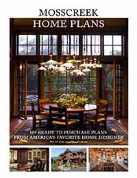 Home plans index for Moss creek home designs