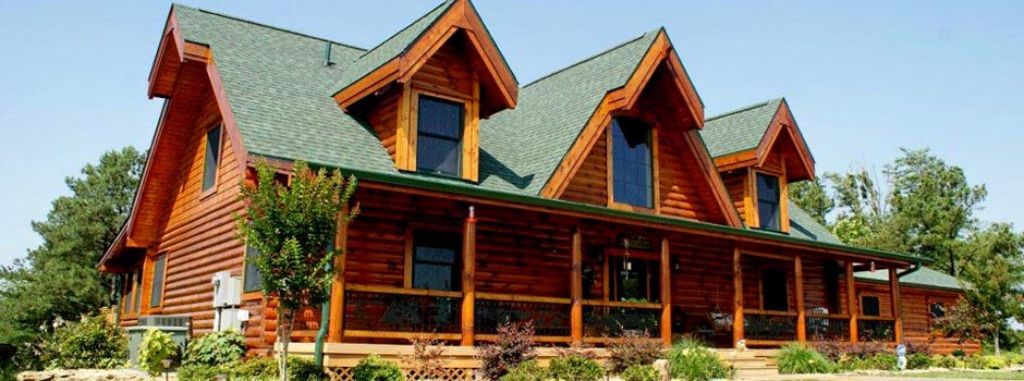 Comfy cabin kits from new hampshire log homes Log homes in new hampshire